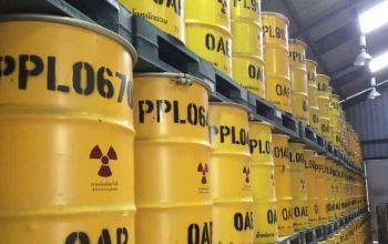 El problema y los riesgos de los residuos radiactivos 4