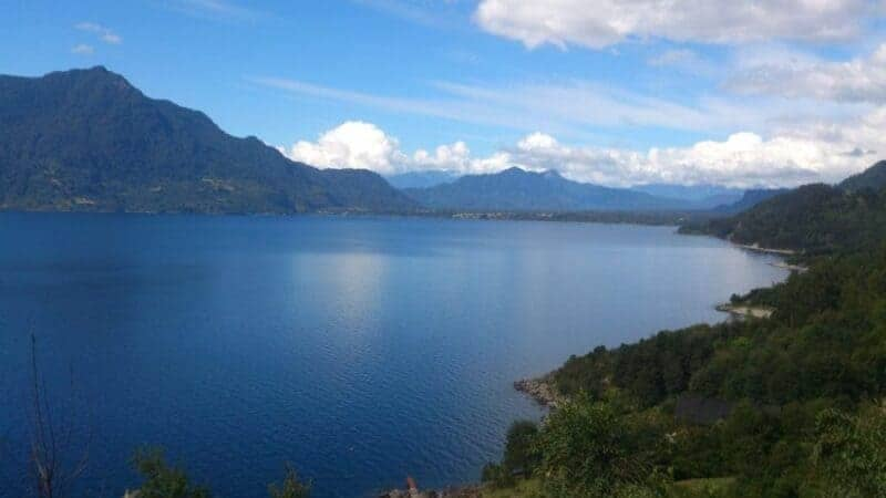Lago Ranco de Valdivia