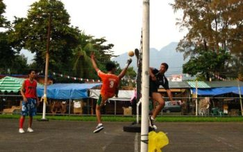 Sepak Takraw: descubre este curioso deporte 2