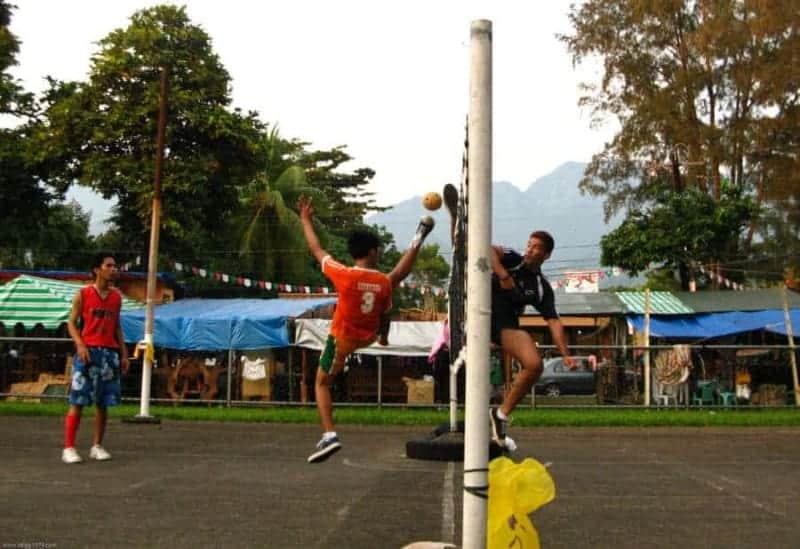 Sepak Takraw: descubre este curioso deporte 1