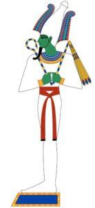 Osiris - El rey de los vivos