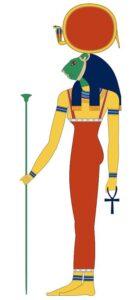 Sekhmet - Diosa de la Guerra y la Curación