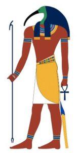 Thoth - Dios del Conocimiento y la Sabiduría