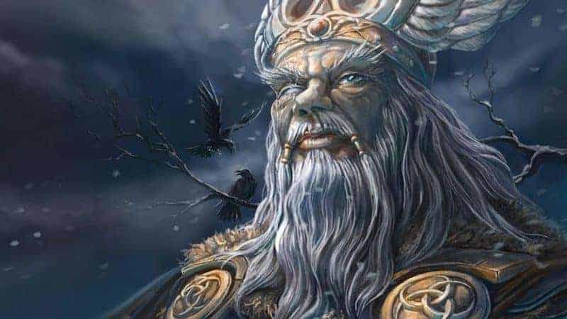 Odín - El Rey de los Dioses de Aesir