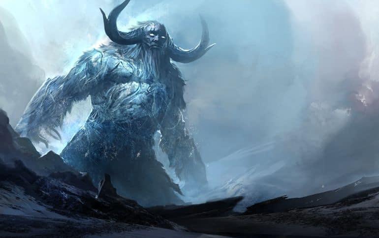 Ymir - El ancestro de los gigantes