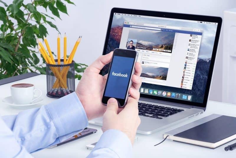 Aplicaciones de redes sociales más populares: Facebook