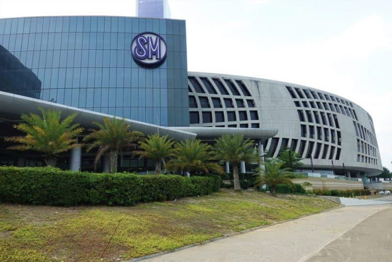 Los centros comerciales más grandes del mundo - SM Seaside City Cebu