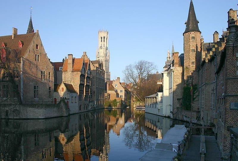 Ciudades medievales mejor conservadas: Brujas