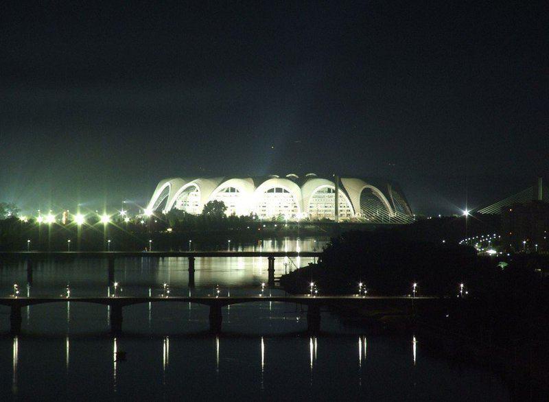Estadio Rungnado May Day, Pyongyang, Corea del Norte