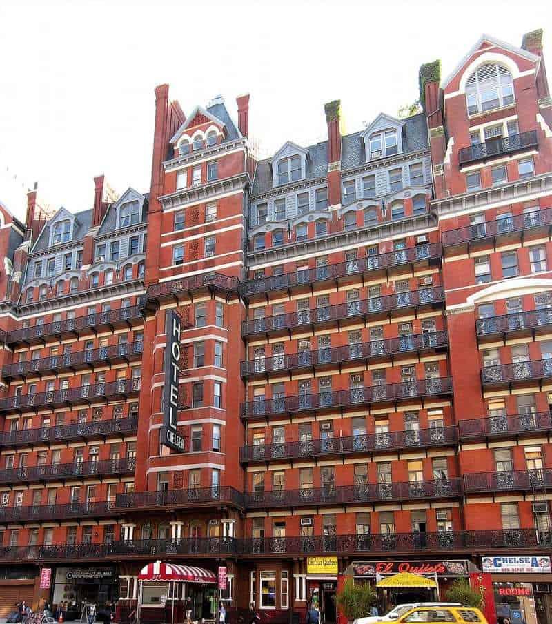 Los hoteles más embrujados de América