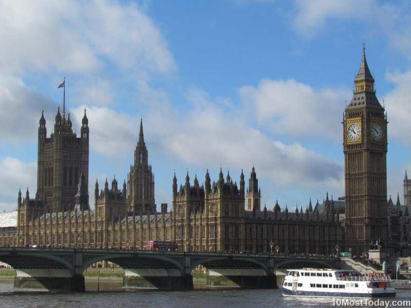 10 mejores atracciones de Londres 1