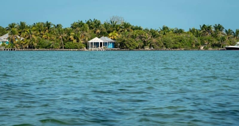 Resorts más caros - Cayo Espanto en Belice