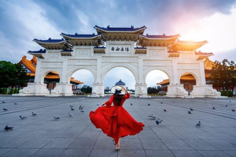 Lugares más instagrameables - Taipei