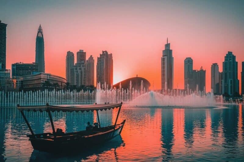 Lugares más instagrameables - Dubai