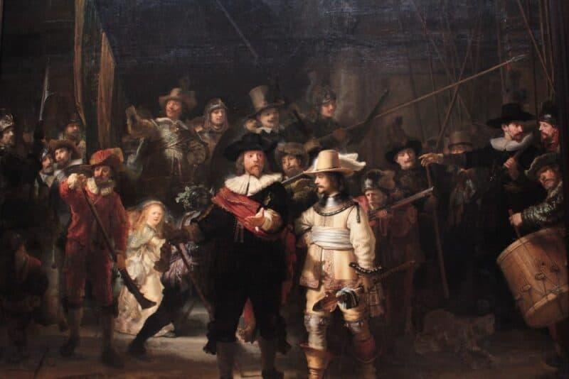 Artista más popular - Rembrandt