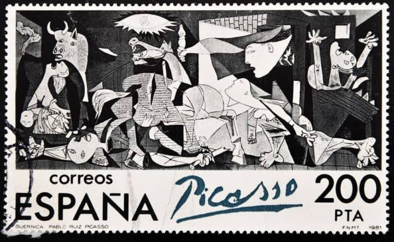 Artista más popular - Pablo Picasso