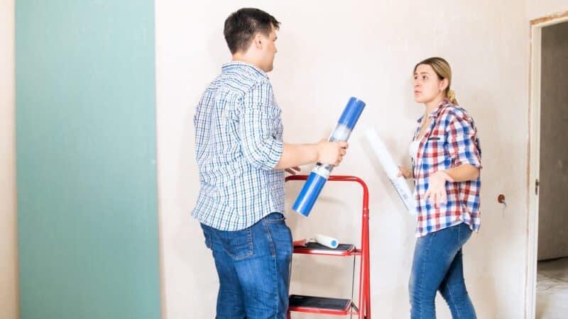 Las razones más comunes por las que las parejas discuten - diseño de interiores