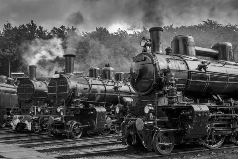Los inventos más destacados - motor de vapor