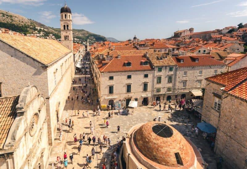 Ciudades más transitables: Dubrovnik