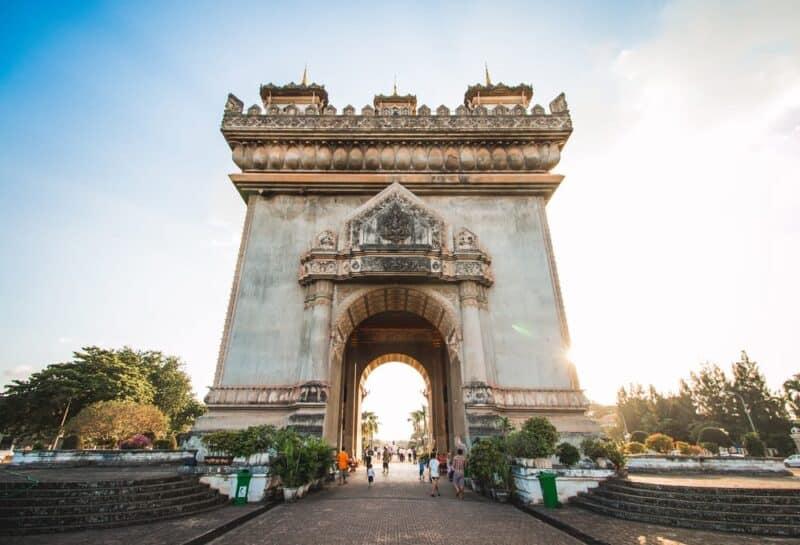 Ciudades más transitables: Vientiane