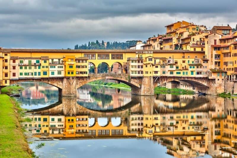 Ciudades más transitables: Florencia