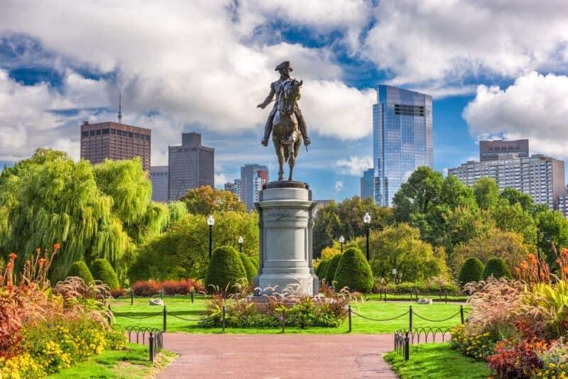 Ciudades más transitables: Boston