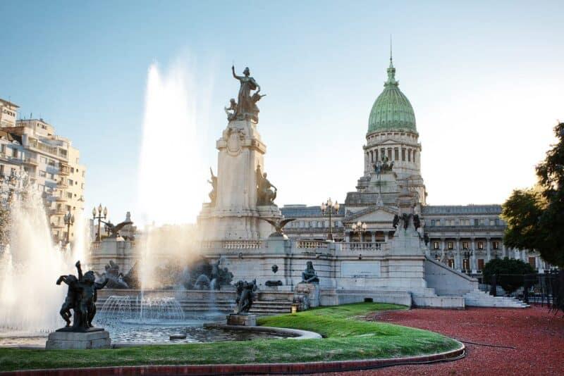 Ciudades más transitables: Buenos Aires
