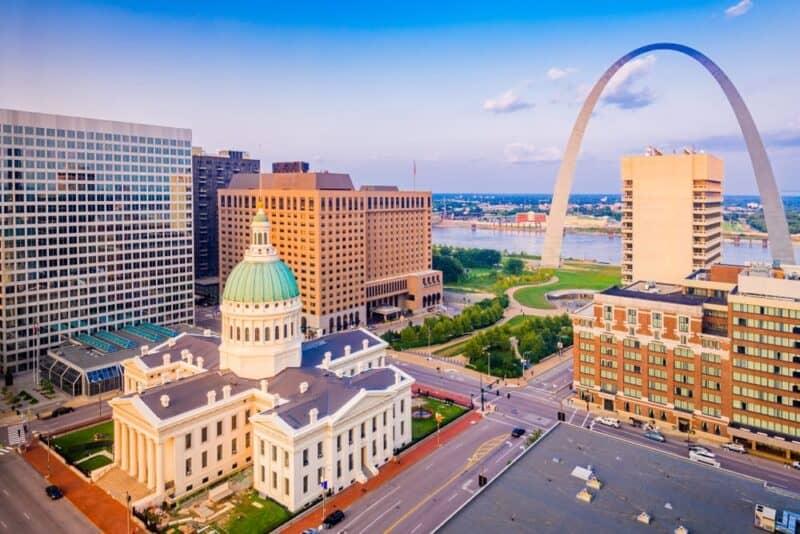 Ciudades con más mascotas - St. Louis MO