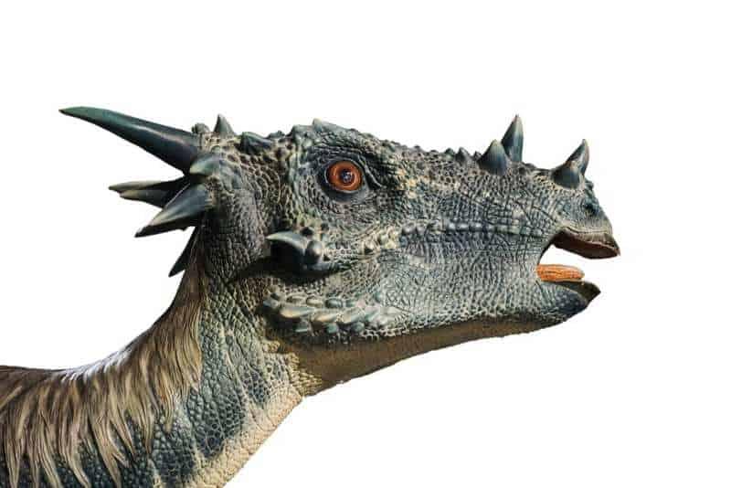 La mayoría de los dinosaurios extraños - Stygimoloch
