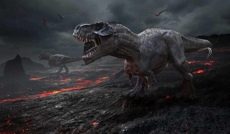 10 dinosaurios más extraños 1