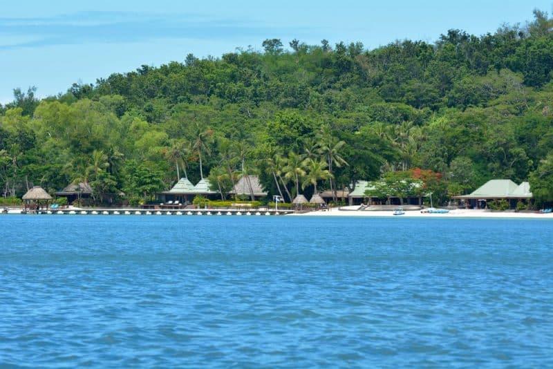 Resorts más caros - Isla Tortuga en Fiyi