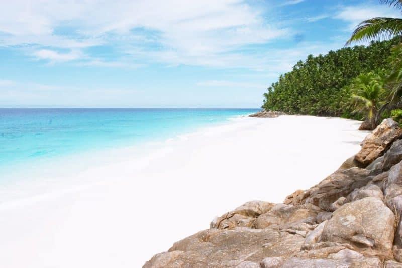 Los complejos turísticos más caros: Isla Fregate en las Seychelles