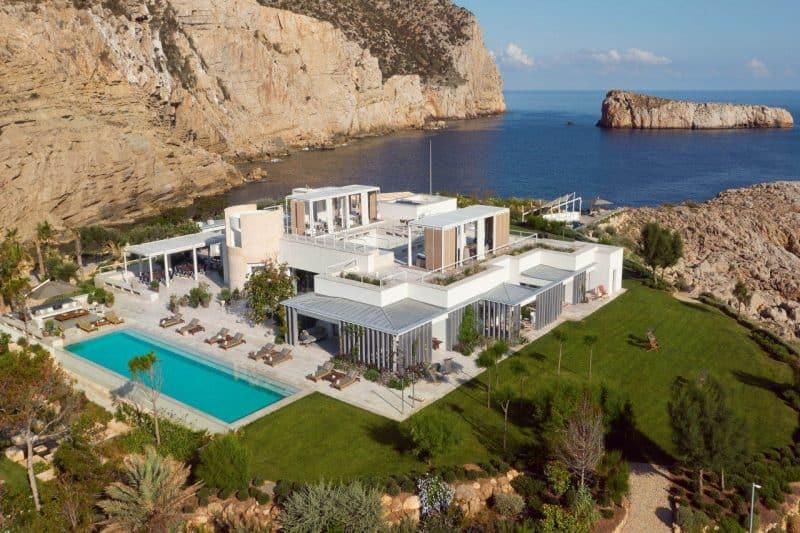 Resorts más caros - Isla de sa Ferradura en España