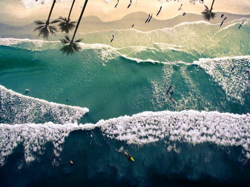 Playas más peligrosas - New Smyrna Beach