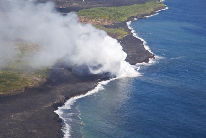 Playas más peligrosas - Kilauea Black Sand Beach
