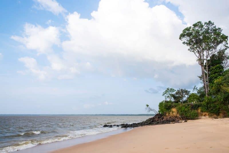 Las playas más peligrosas - playas amazónicas