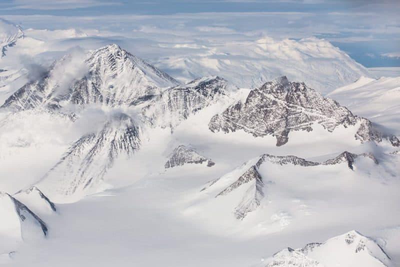 Los lugares más silenciosos - Antártida