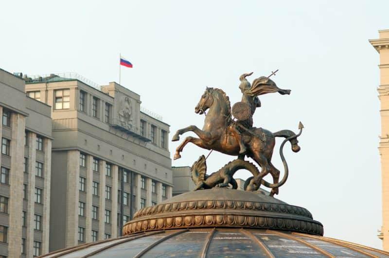 Los países más poderosos: Rusia
