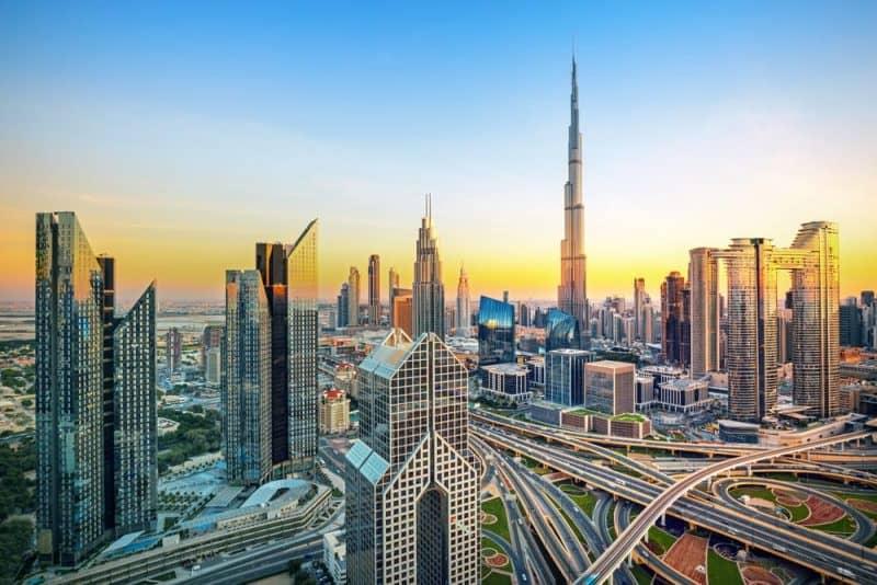 Los países más poderosos - Emiratos Árabes Unidos