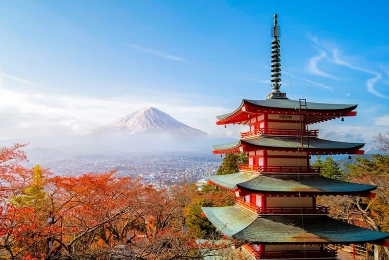 Los países más poderosos: Japón