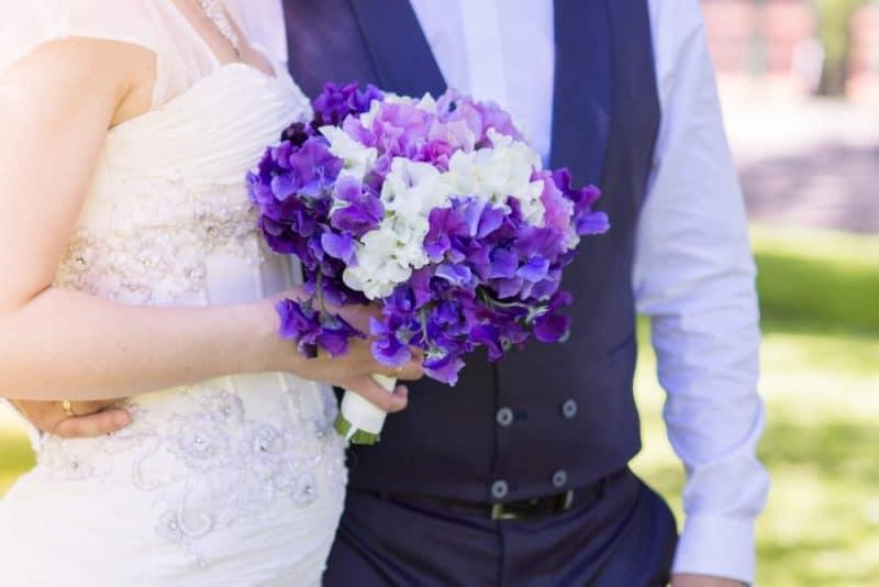 Las flores de boda más populares - sweet pea