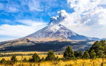 10 volcanes más impresionantes del mundo 10