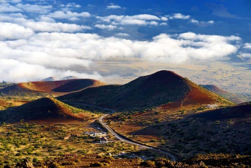 Los volcanes más impresionantes - Mauna Loa