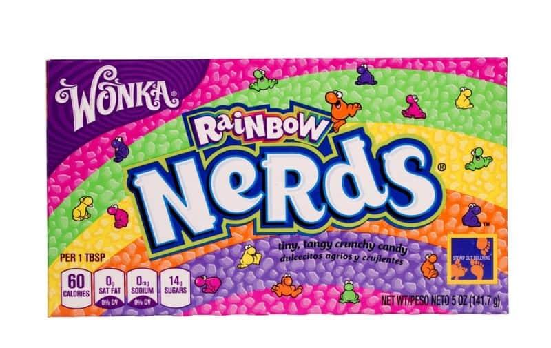 Los dulces más populares para pedir dulces: