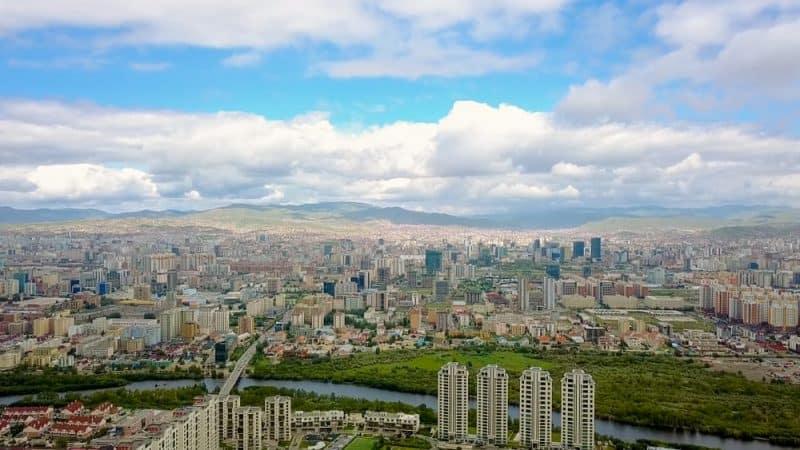 Los lugares más fríos del mundo - Ulaanbaatar