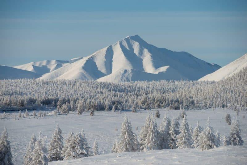 Los lugares más fríos del mundo - Oymyakon
