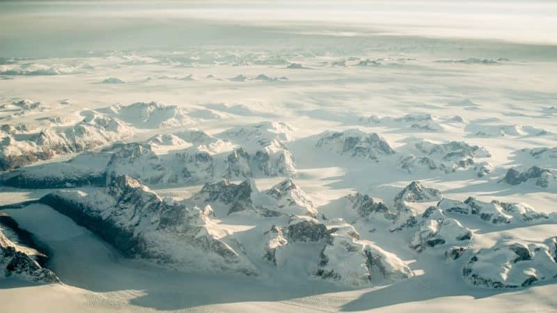 Los lugares más fríos del mundo - hielo del norte