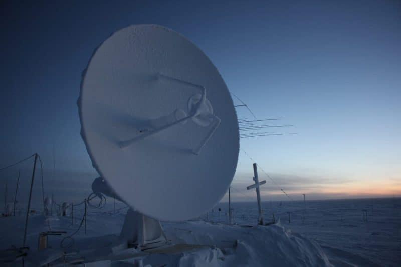Los lugares más fríos del mundo - Vostok