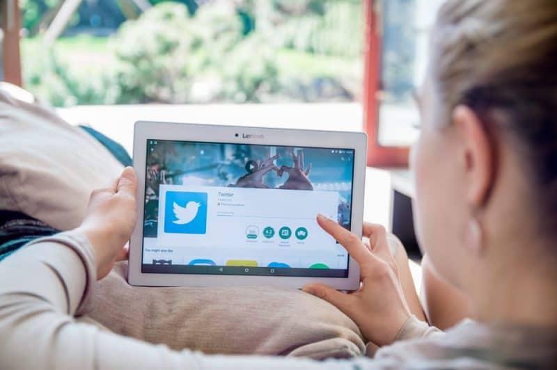 Aplicaciones de redes sociales más populares: Twitter