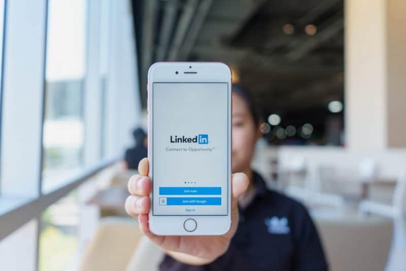 Aplicaciones de redes sociales más populares - Linkedin
